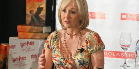 J. K. Rowling Vermögen