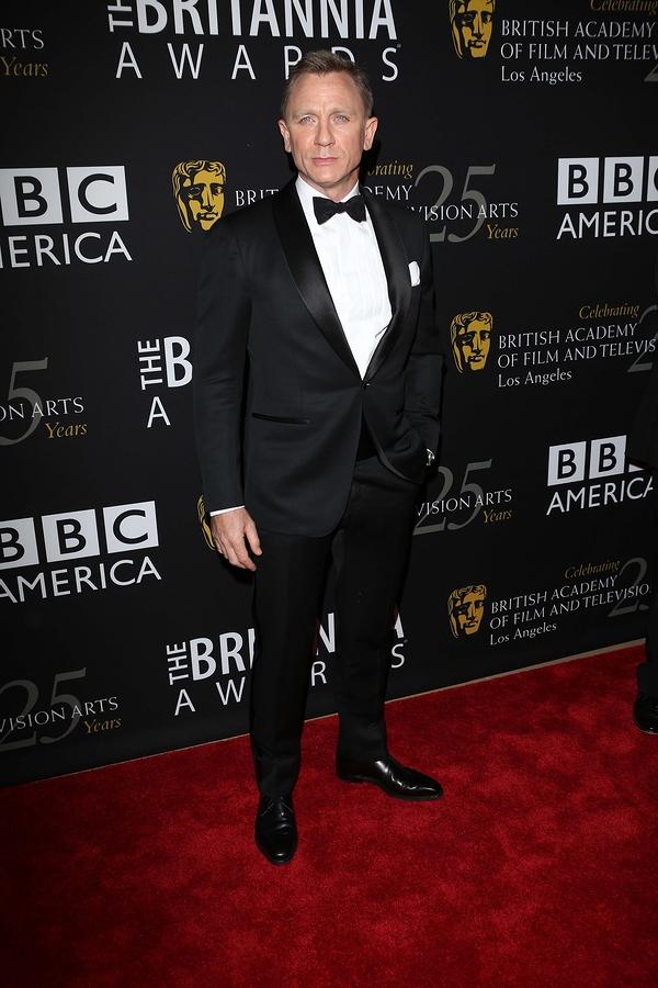 Daniel Craig Einkommen des James Bond 007