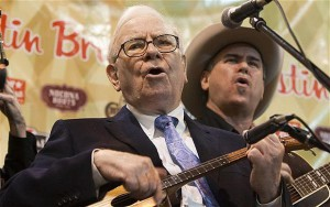 Warren Buffett und Berkshire Hathaway