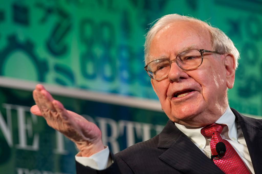 Warren Buffett Vermögen