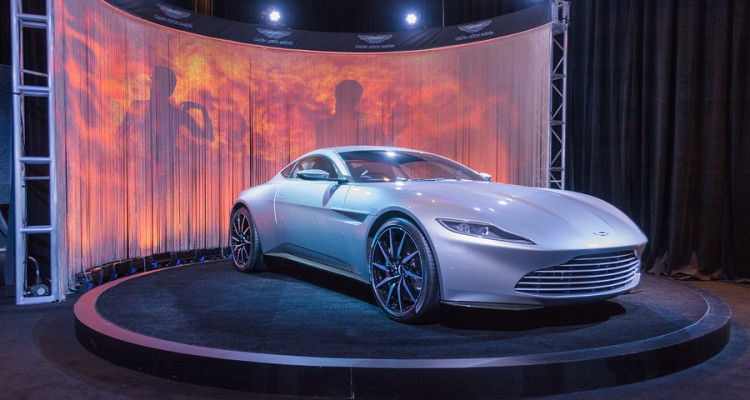 Aston Martin Db10 - James Bond 007 Spectre