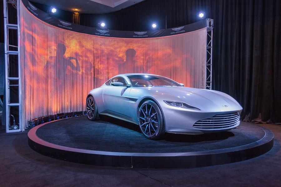 Aston Martin Will James Bond Auto Db10 Verkaufen