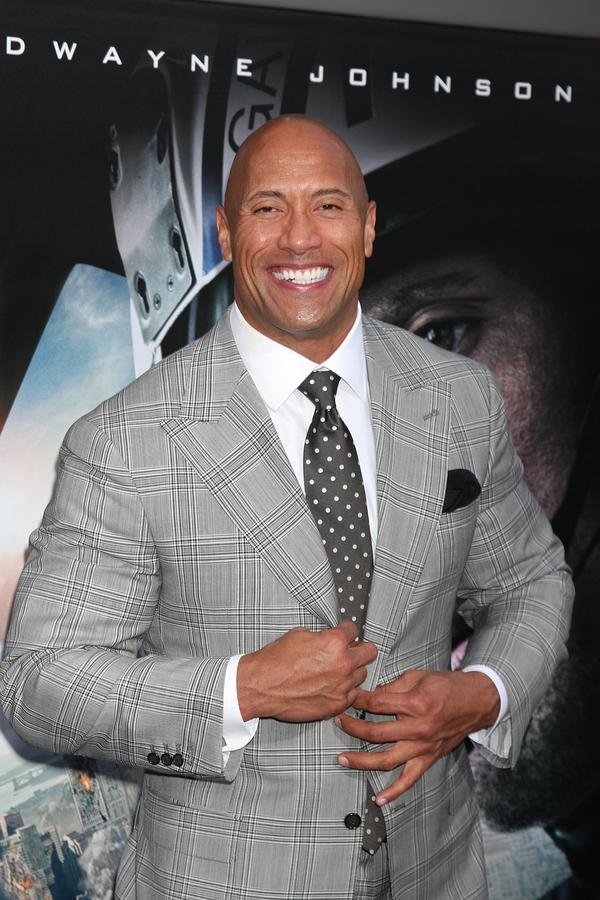 "Dwayne ""The Rock"" Johnson Vermögen"
