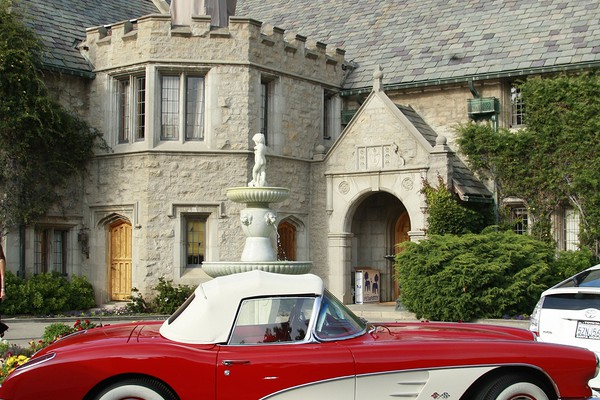 Die Playboy Mansion