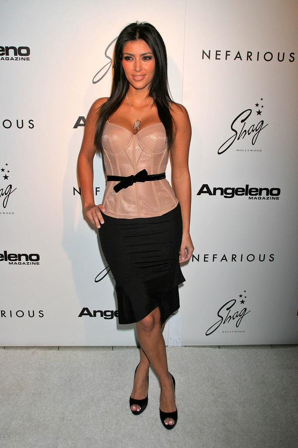 Kim Kardashian Vermögen