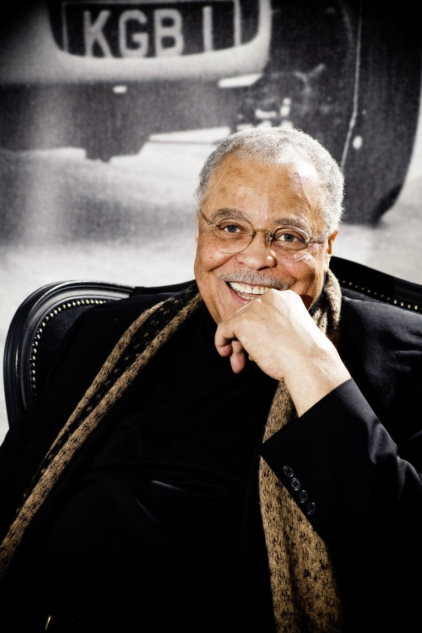 James Earl Jones Vermögen