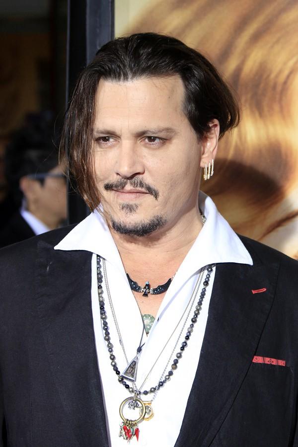 Johnny Depp Vermögen