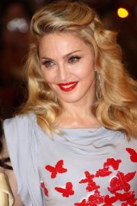 Madonna Einkommen