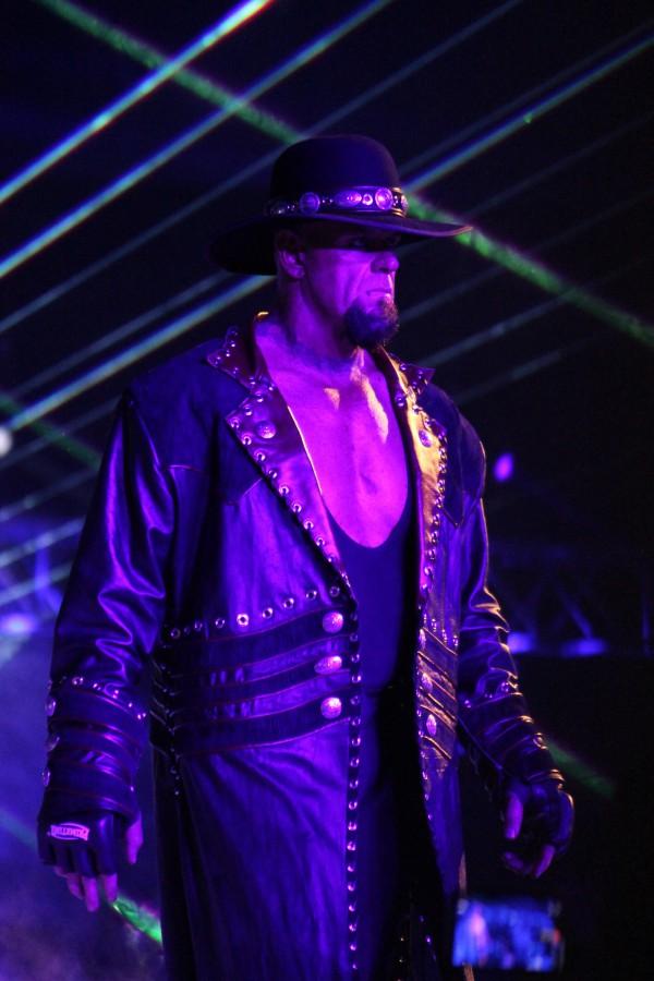 The Undertaker Vermögen