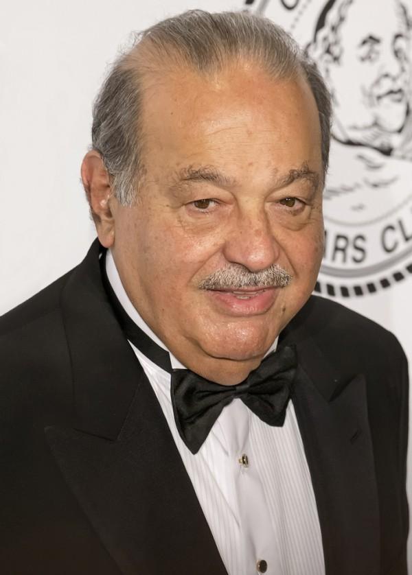 Carlos Slim Helu Vermögen