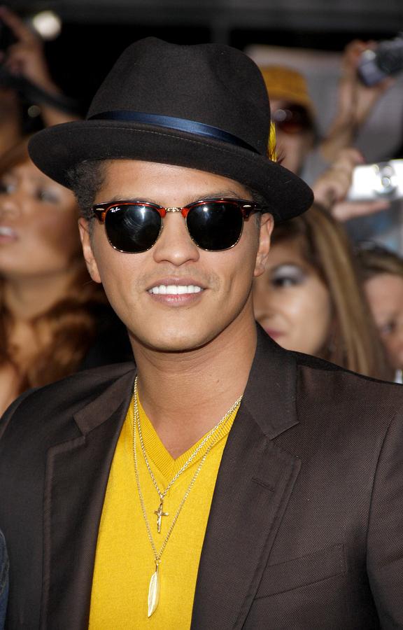 Bruno Mars Vermögen