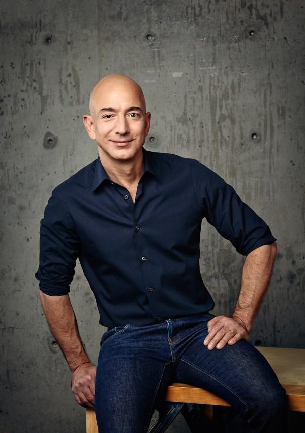 Jeff Bezos Amazon Boss