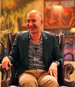 Jeff Bezos Gehalt