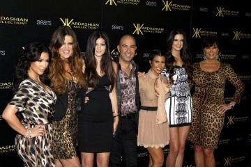 Kardashian - Jenner Clan