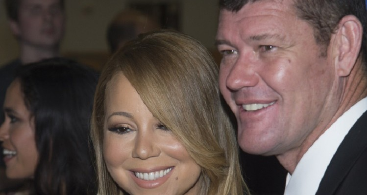Hochzeit von Mariah Carey und James Packer