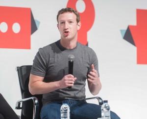 Verdienst von Mark Zuckerberg