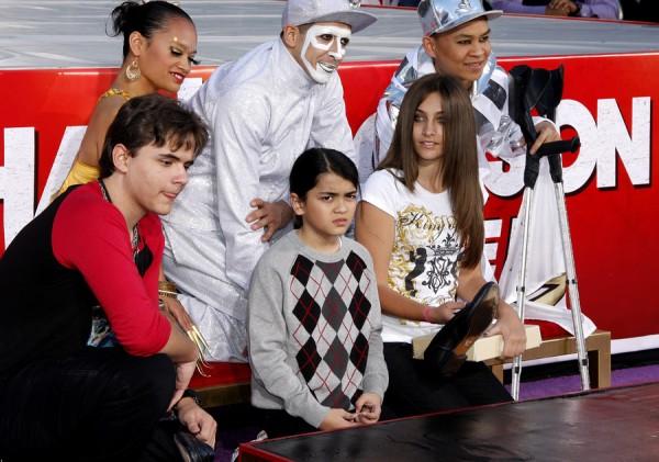 Michael Jackson Kinder Erbe und Vermögen