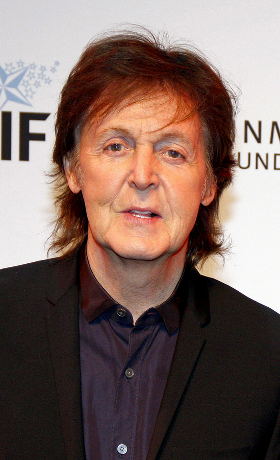 Sir Paul McCartney Vermögen