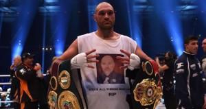 Tyson Fury Boxweltmeister