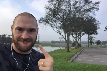 Tyson Fury Vermögen