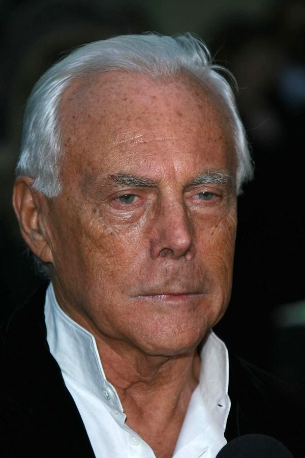 Giorgio Armani Vermögen