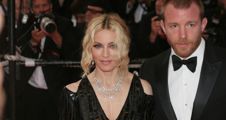 Madonna und Guy Ritchie