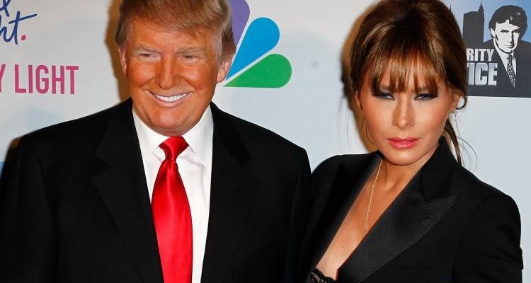 Melania Trump Vermögen