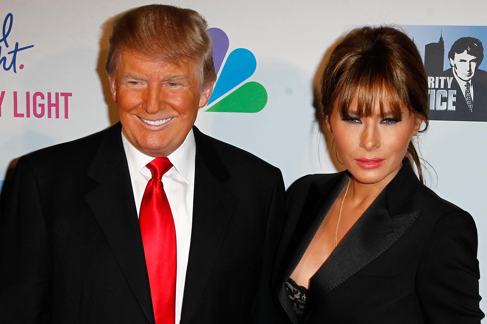 Melania Trump: Vom armen Aschenputtel zur Milliardärsgattin