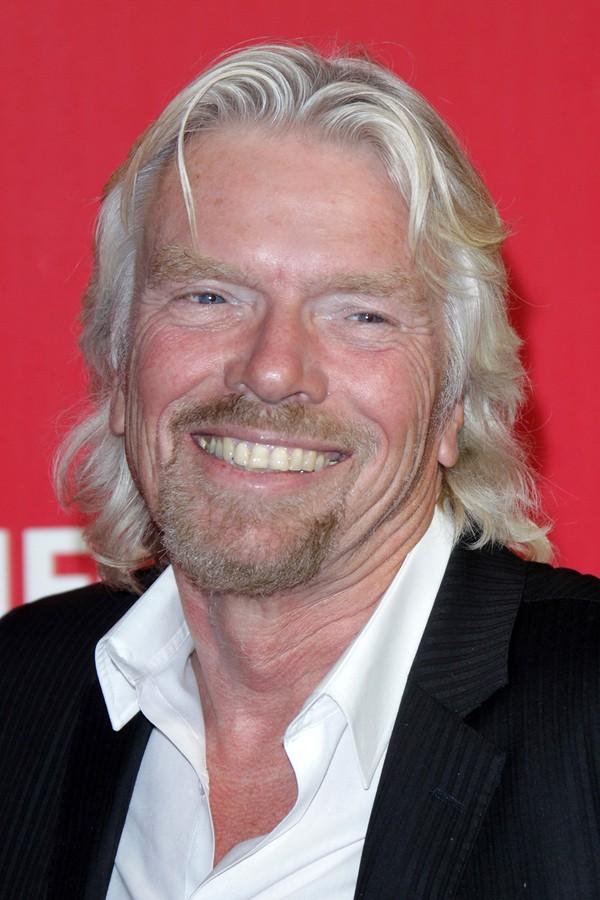 Richard Branson Vermögen