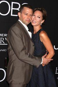 Jon Cryer mit Frau Lisa Joyner