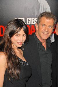 Mel Gibson und Oksana Grigorieva Sorgerechtsstreit