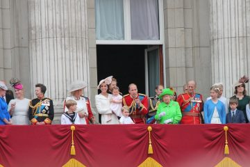Britische Royals Finanzen