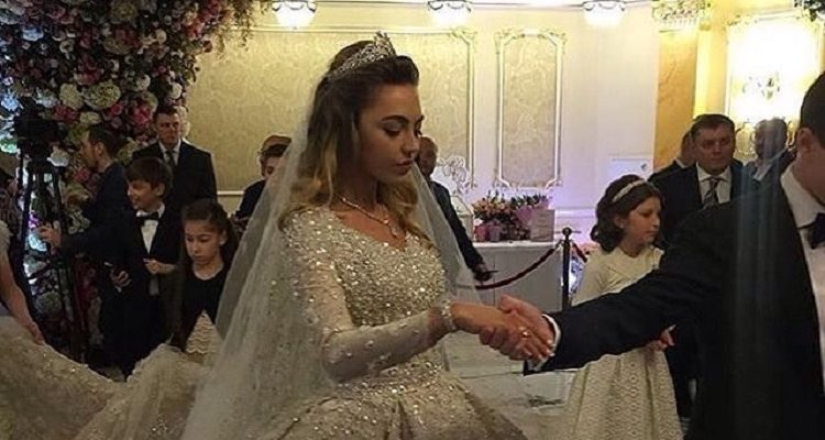 Hochzeit für eine Milliarde Euro