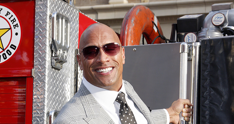 The Rock Johnson