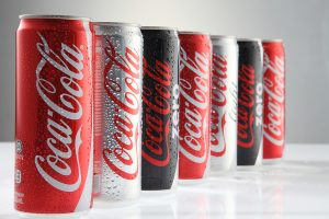 Firmenwert von Coca-Cola