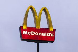 Wert der Marke McDonald's
