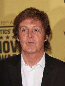 Das Vermögen von Beatle Sir Paul McCartney