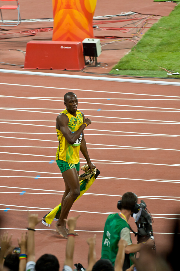 Usain Bolt Vermögen