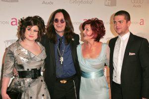 Das Vermögen der Familie Osbourne