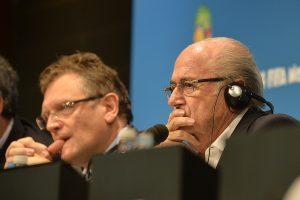 Das Einkommen bei FIFA von Joseph Blatter