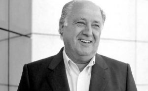 Das Vermögen von Armancio Ortega