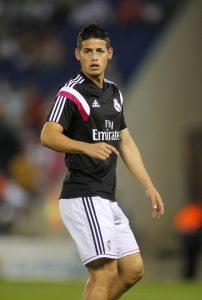 James Rodriguez Gehalt beim FC Bayern