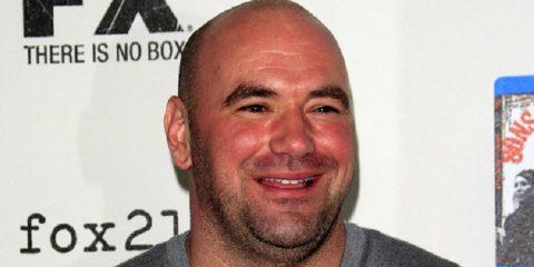 Dana White UFC Boss