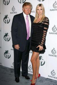 Das Vermögen von Donald und Ivanka Trump