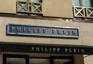 Geschäft Philipp Plein
