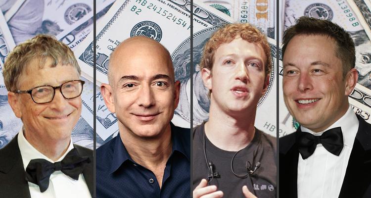 Die reichsten Menschen der Welt