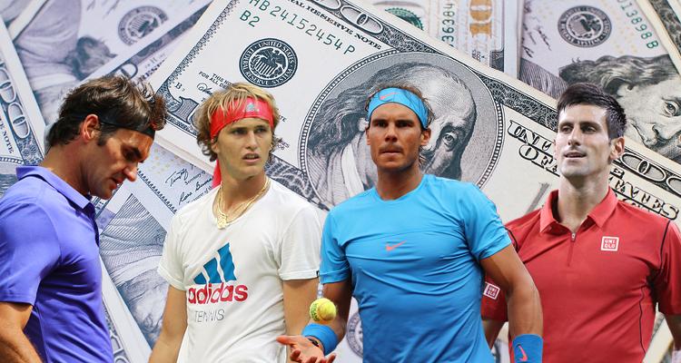 preisgeld tennis