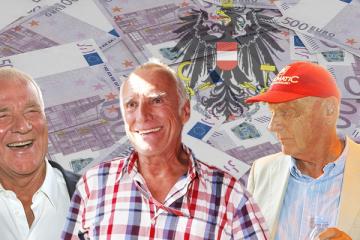 Die reichsten Österreicher