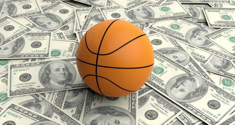 NBA Gehälter der Basketball Spieler