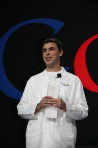 Larry Page Verdienst als Alphabet CEO